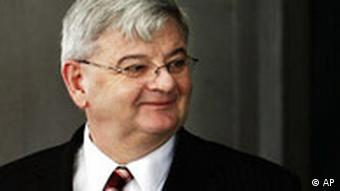 Joschka Fischer in Washington