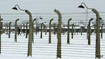 Polen Jahrestag Konzentrationslager Auschwitz