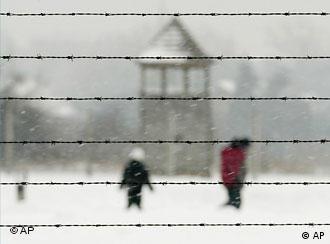 Jasenovac war nach deutschem Vorbild organisiert (im Bild: Auschwitz)