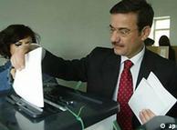 أول انتخابات حرة في العراق