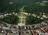 Karlsruhe: domínio do homem e da natureza