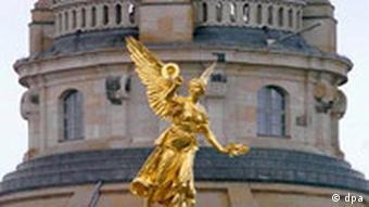 Dresdner Frauenkirche öffnet Turmaussicht