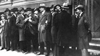 Inflation - 20er Jahre Weimarer Republik