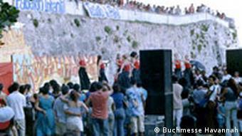 Buchmesse Havanna 2004
