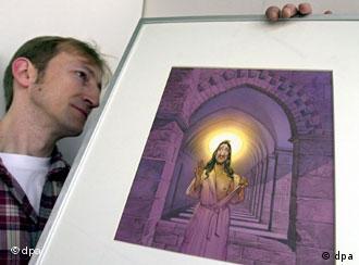 Art or blasphemy?