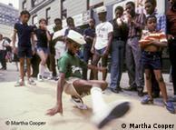 Hip Hop hat seinen Ursprung auf den Straßen New Yorks der 1980er Jahre