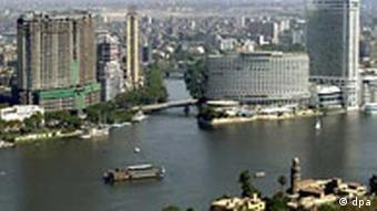Cairo and Nile