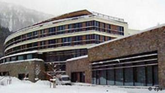 Luxus-Hotel am Obersalzberg