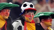 Fußball Deutschland gegen Argentinien - Fans