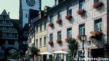 Zum Roten Bären, der älteste Gasthof Deutschlands