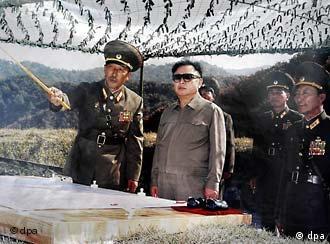 Nordkorea gibt Besitz von Atomwaffen zu