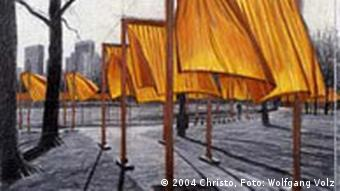 The Gate - Christo, Central Park - New York