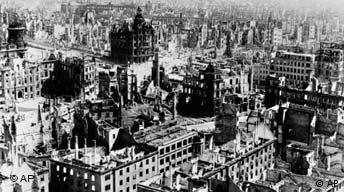 Zerstörung von Dresden