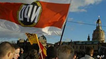 Jahrestag Zerstörung von Dresden NPD
