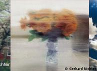 'Juist', 2001; 'Rosen' (Rosas), 1994; 'Wolken' (Nuvens), 1978. Óleo sobre tela.