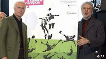 Berlinale Kurzfilmwettbewerb Fußball WM 2006 Franz Beckenbauer