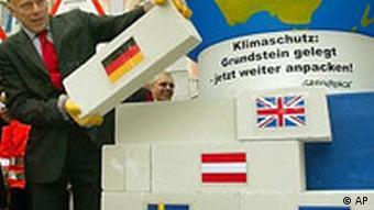Jürgen Trittin Kyoto Protokoll