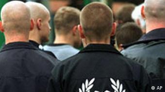 Neo-Nazi demonstration