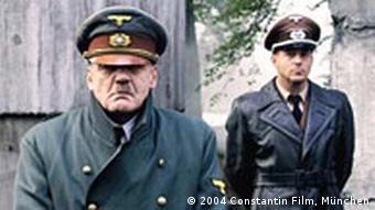 Szenebild aus Der Untergang mit Bruno Ganz und Heino Ferch