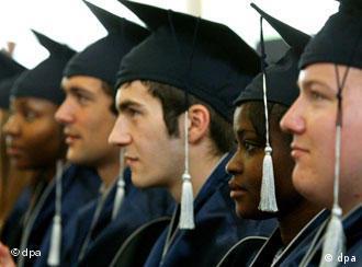 В САЩ учат 690.000<br> студенти от цял свят