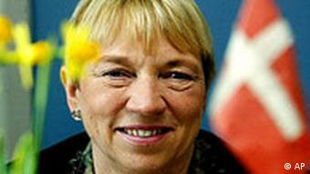Anke Spoorendonk Südschleswigscher Wählerverband