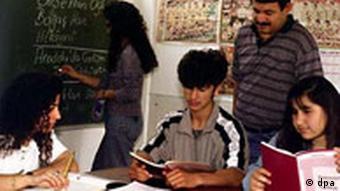 Türkischunterricht für Türken in Deutschland