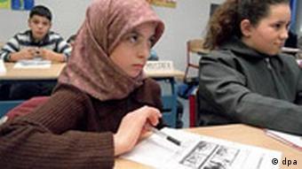 Islam-Unterricht an Schule