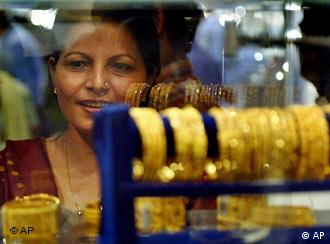 People in India trust gold more than equities - for fashion, security and resale value