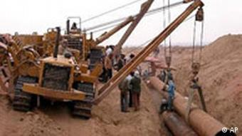 Pipeline in Pakistan