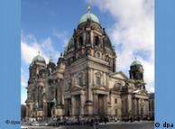 През 2005 година Берлинската катедрала отпразнува 100-та си годишнина