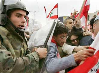In Beirut hat die Opposition gesiegt