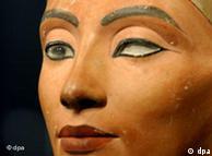 التمثال الخارجي يظهر وجها أكثر حياة وواقعية
