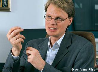 Leibniz-Preisträger 2005: Prof. Dr. Axel Ockenfels