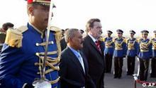 Gerhard Schröder in Jemen