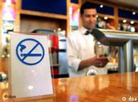 В хороших отелях должны быть зоны для некурящих