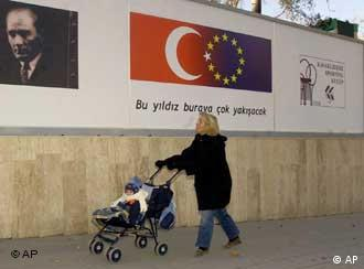 Turkey is taking baby steps towards its dream of EU membership