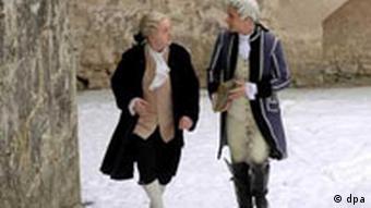 MDR - Film über Friedrich von Schiller, Schillerjahr 2005