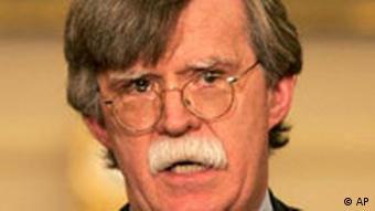 جان بولتون، سفیر سابق آمریکا در سازمان ملل