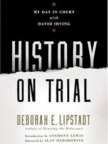 Buchcover: History on Trial
