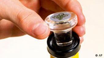 Weinflaschenverschluss Vino-Lok