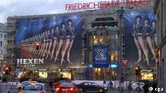 Friedrichstadtpalast von Außen
