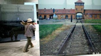 The holocaust museum in Jerusalem