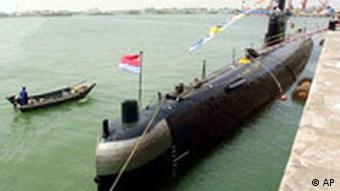 Submarine in China