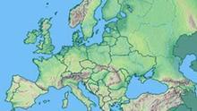 Artikelbild Europakarte, Europa-Karte