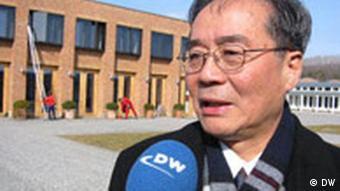 Menschenrechtler Harry Wu
