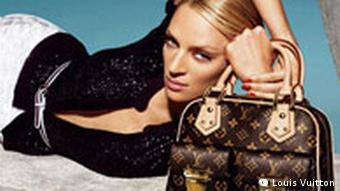 Uma Thurman für Louis Vuitton (Louis Vuitton)