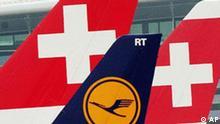 Lufthansa steigt bei Swiss ein