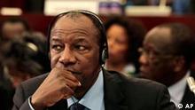 Alpha Condé Präsident Guinea