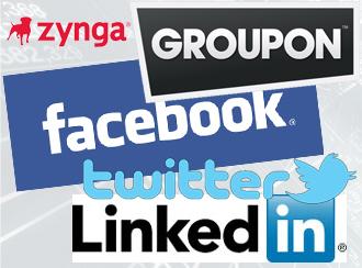 Logotipi internetskih poduzeća