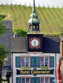 Rüdesheim: Stadt im Tal der Loreley